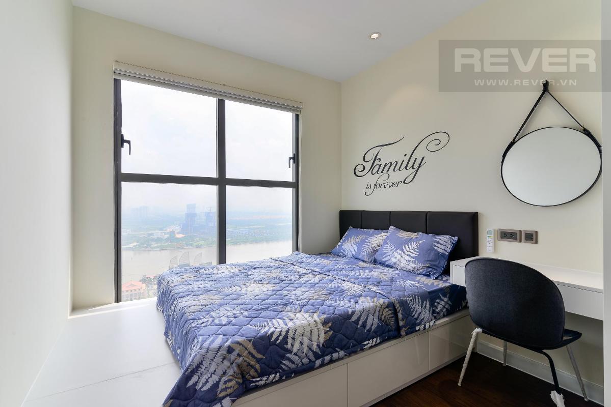 a81661d42089c6d79f98 Cho thuê căn hộ The Tresor 2PN, tháp TS1, diện tích 86m2, đầy đủ nội thất, view Bitexco và sông Sài Gòn