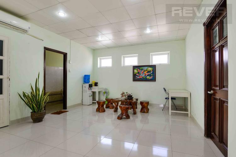 Tầng 3 Tòa nhà văn phòng cho thuê 1 trệt 3 lầu mặt tiền đường Lương Định Của, Quận 2