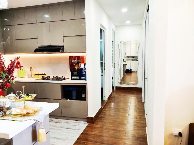 Phòng bếp căn hộ Sunrise CityView Căn hộ Sunrise CityView, 2 phòng ngủ, diện tích 99m2, đầy đủ nội thất.