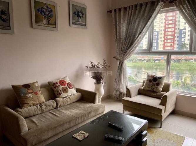 Căn hộ chung cư An Bình tầng thấp, view nội khu hướng Đông.