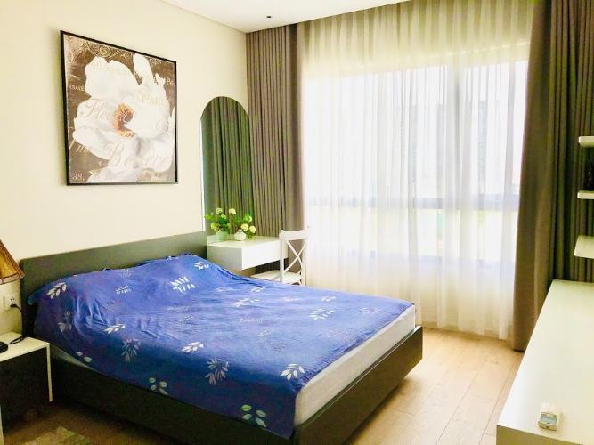 Phòng ngủ Diamond Island Quận 2  Căn hộ Đảo Kim Cương ban công đón view nội khu, đầy đủ nội thất.