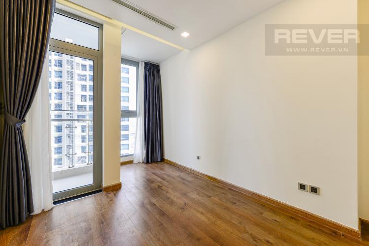 Phòng ngủ 2 Căn hộ Vinhomes Central Park 2 phòng ngủ, tầng trung P5, nội thất cơ bản