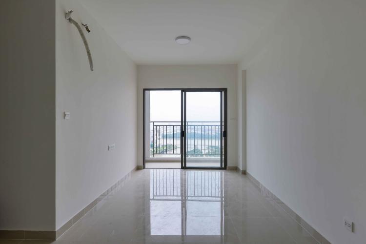 Phòng Khách Cho thuê căn hộ The Sun Avenue 2PN, tầng cao, block 3, view sông thoáng mát