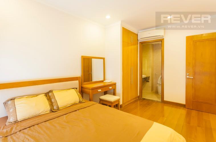 Nội thất phòng ngủ Căn hộ Saigon Pavillon 3 phòng ngủ ngay trung tâm