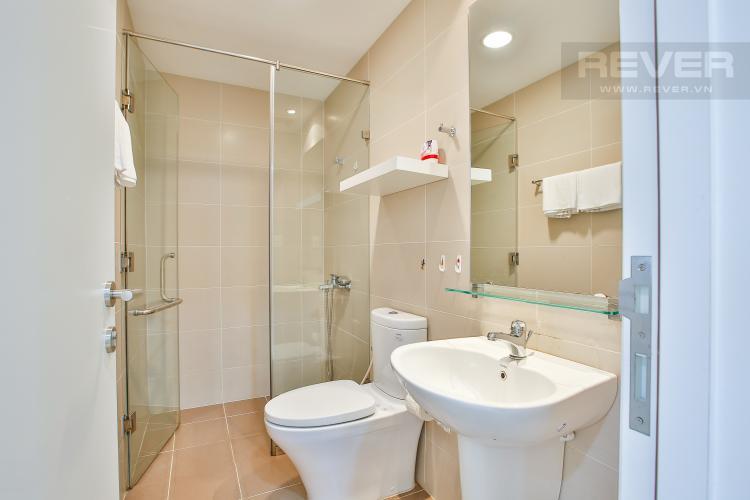 Toilet 1 Cho thuê căn hộ Masteri Thảo Điền tầng trung, 2PN, đầy đủ nội thất, view hồ bơi