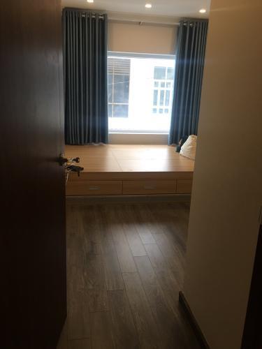 Phòng ngủ nhà phố quận 1 Nhà phố hẻm quận 1, đầy đủ nội thất, diện tích 3x10m.