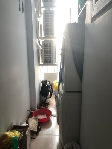 Lô gia CH 3PN Saigonres Plaza Bán căn hộ 3 phòng ngủ  SaigonRes Plaza 92 m2, tầng cao, ban công hướng Đông Bắc
