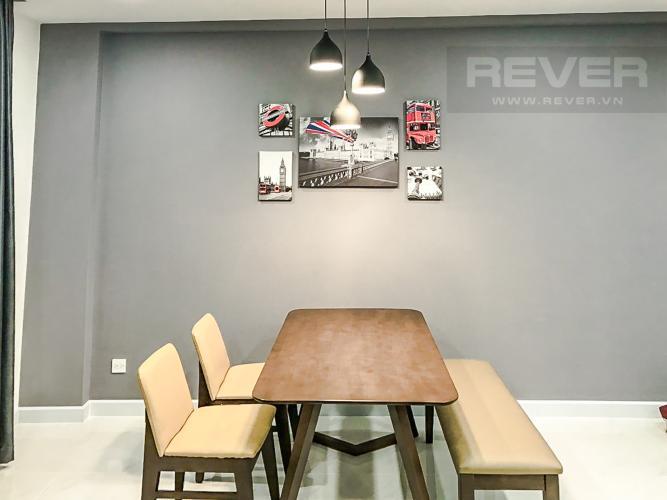 Phòng Ăn Cho thuê căn hộ Sunrise Riverside 3PN, diện tích 83m2, đầy đủ nội thất, view hồ bơi nội khu