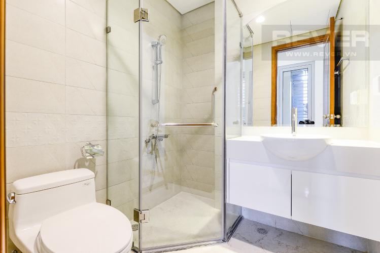 Phòng tắm 1 Căn hộ Vinhomes Central Park 2 phòng ngủ tầng cao C3 nhà trống