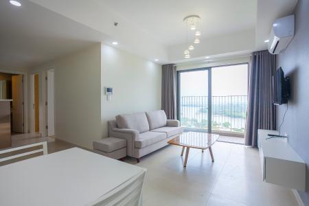 Căn hộ Masteri Thảo Điền 3 phòng ngủ tầng cao T4 nội thất đầy đủ