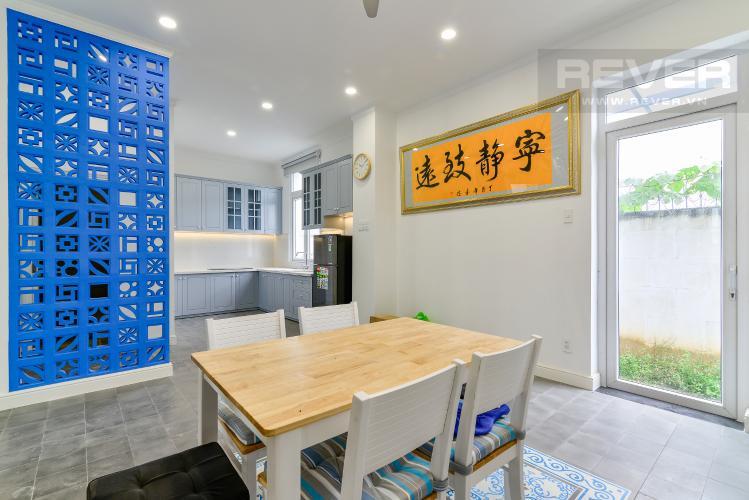 Phòng Ăn & Bếp Biệt thự H28 Villa Park Quận 9 3PN, đầy đủ nội thất
