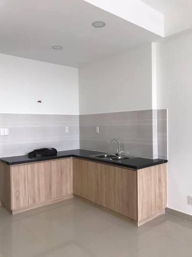 Phòng bếp City Gate 3, Quận 8 Căn hộ City Gate 3 view thành phố, nội thất cơ bản.