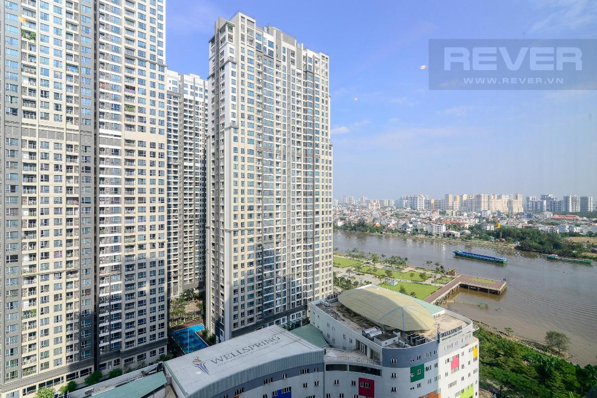 view 2 Bán hoặc cho thuê căn hộ Saigon Pearl 3PN, tháp Ruby 1, đầy đủ nội thất, view sông và nội khu