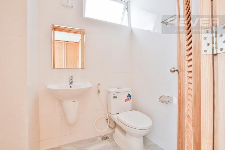 Toilet 1 Căn hộ Vista Verde 2 phòng ngủ tầng cao T2 đầy đủ tiện nghi