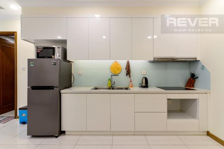 Bếp Bán căn hộ Vinhomes Central Park 1PN, tầng trung, diện tích 50m2, đầy đủ nội thất