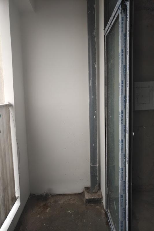 7 Ban cong Bán căn hộ Jamona Heights 2 phòng ngủ, tầng 11, diện tích 74m2, bàn giao thô
