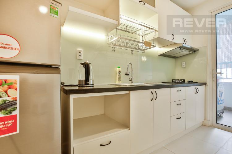 Bếp Căn hộ Lexington 1 phòng ngủ tầng thấp block C đầy đủ nội thất