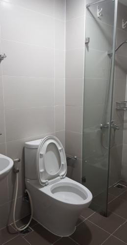 Toilet Masteri Thảo Điền Quận 2 Căn hộ tầng trung Masteri Thảo Điền ban công hướng Đông Bắc.