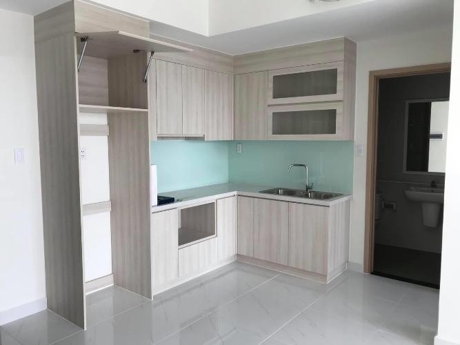 Phòng bếp Safira Khang Điền, Quận 9 Căn hộ Safira Khang Điền tầng trung, ban công hướng Tây Bắc.