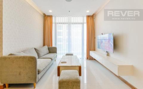 Bán căn hộ Vinhomes Central Park 3 phòng ngủ, tháp Park 6, đầy đủ nội thất, hướng Đông Bắc