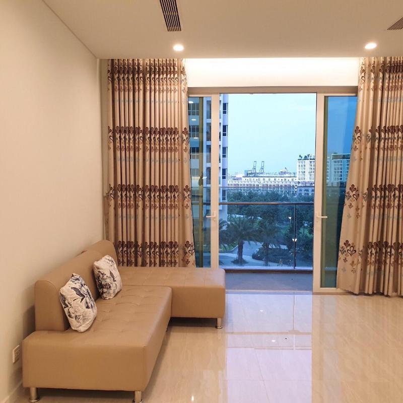 6 Cho thuê căn hộ Sadora Apartment 3PN, tầng trung, diện tích 90m2, đầy đủ nội thất, view sân vườn