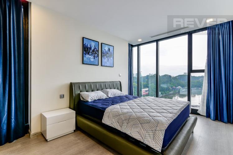 Phòng Ngủ 2 Căn hộ Vinhomes Golden River tầng thấp, tháp A1, 3 phòng ngủ, full nội thất