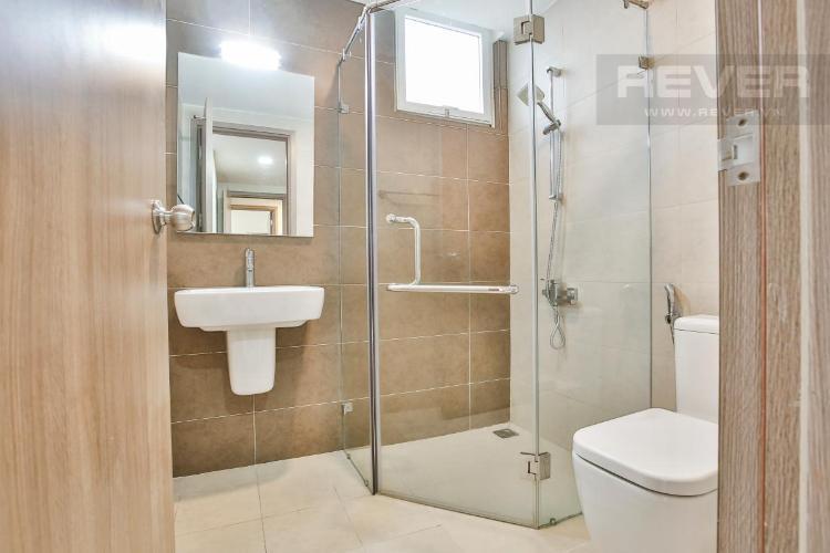 Phòng tắm Lexington Residence Quận 2 Căn hộ Lexington Residence tầng trung, đón view nội khu.