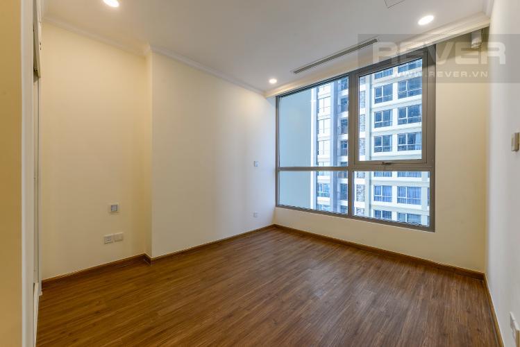 Phòng khách Căn hộ Vinhomes Central Park 1 phòng ngủ tầng thấp L6 view hồ bơi