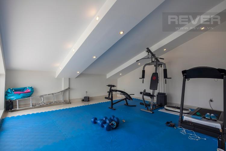 Phòng Tập Gym Nhà phố 4 phòng ngủ Đường Số 6B Quận Bình Tân