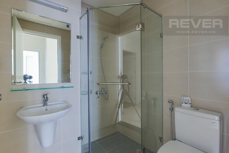 Phòng Tắm 1 Bán hoặc cho thuê căn hộ sân vườn Lux Garden 3PN, đầy đủ nội thất, view 2 mặt sông