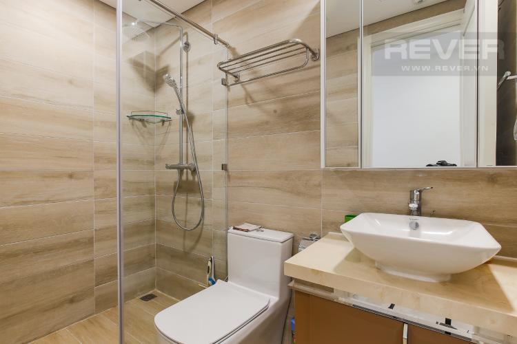 Phòng Tắm 2 Căn hộ Vinhomes Golden River tầng thấp, 3PN, nội thất đầy đủ