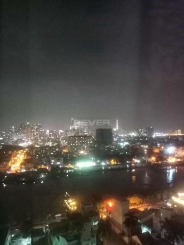 Hoàng Anh Gia Lai 2, Quận 7 Căn hộ Hoàng Anh Gia Lai 2 tầng trung, view thành phố sầm uất.