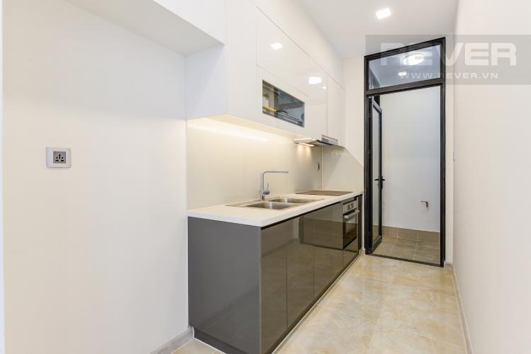 Bếp Bán căn hộ Vinhomes Golden River tầng cao, 2PN view sông, nội thất cơ bản