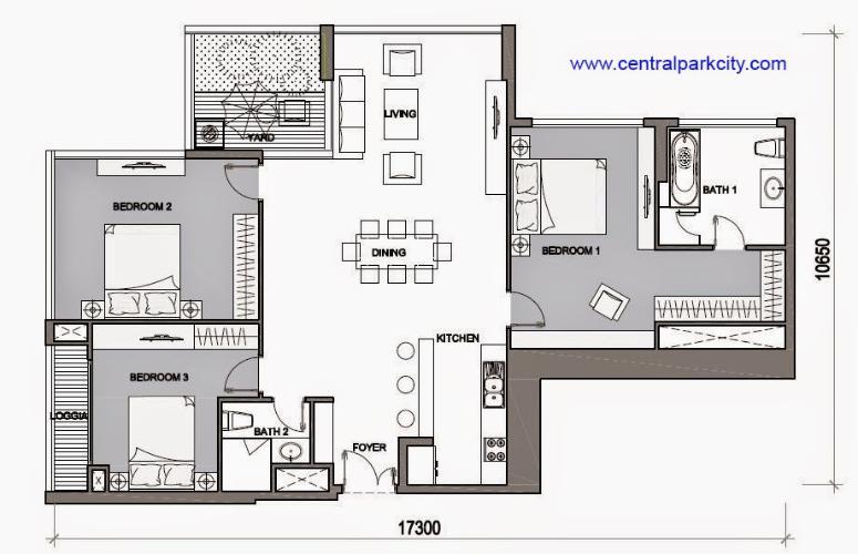 vinhomes-central-park-penthouse-c2-020.jpg Penthouse Vinhomes Central Park 2 phòng ngủ tháp C2