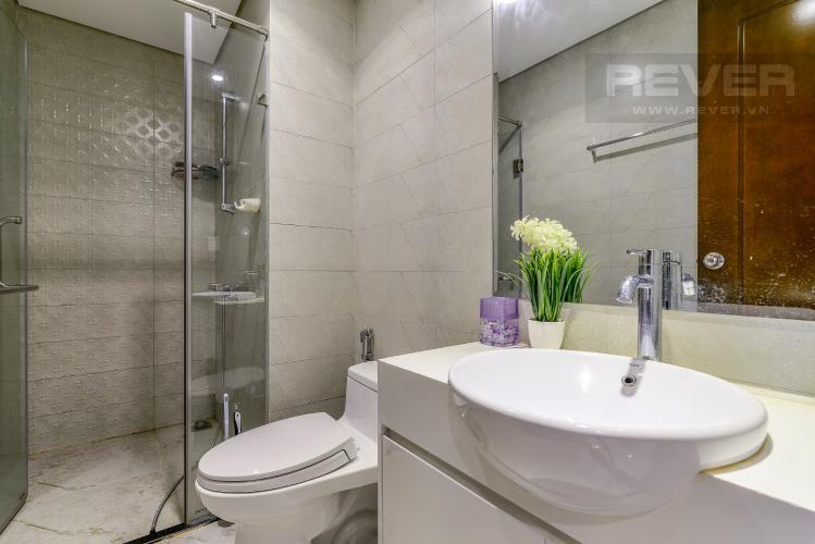 Phòng Tắm Căn hộ Vinhomes Central Park 1 phòng ngủ tầng cao L3 nội thất đầy đủ