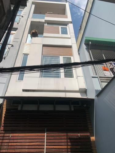 Bán nhà 3 tầng hẻm Nguyễn Tri Phương, Quận 10, diện tích 53m2, sổ hồng chính chủ, cách đường Bà Hạt 50m