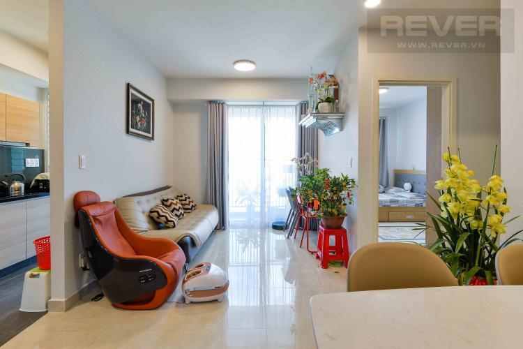 Phòng Khách Bán căn hộ Kris Vue 2PN 2WC, nội thất đầy đủ, vị trí thuận lợi