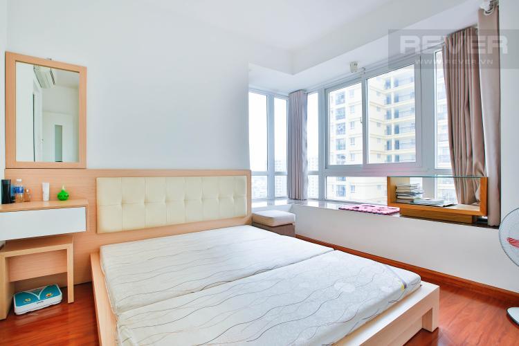 Phòng Ngủ 1 Căn hộ Thủ Thiêm Star 2 phòng ngủ tầng cao đầy đủ nội thất