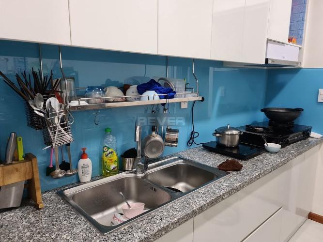 Phòng bếp căn hộ Diamond Riverside, Quận 8 Căn hộ Diamond Riverside đầy đủ tiện nghi, view thành phố cực đẹp.