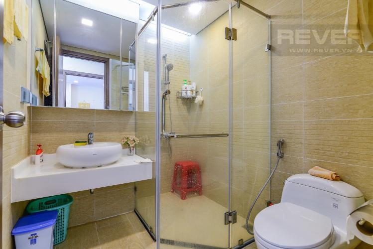 Phòng Tắm 2 Officetel Vinhomes Central Park 2 phòng ngủ tầng cao P7 hướng Tây Bắc