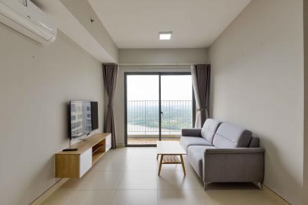 Cho thuê căn hộ Masteri Thảo Điền tầng cao tháp T5, 2PN 2WC, đầy đủ nội thất, view sông Sài Gòn