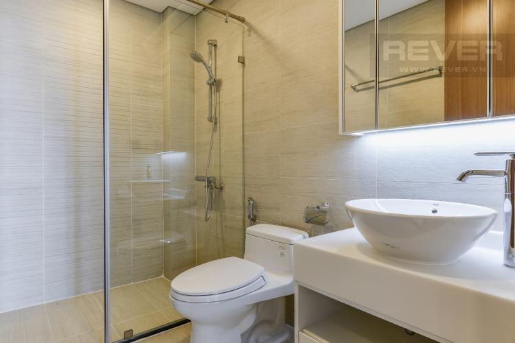 Phòng tắm 1 Căn hộ Vinhomes Central Park 2 phòng ngủ tầng cao Park 6
