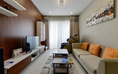 Căn hộ Lexington Residence thiết kế hiện đại, tầng cao, view đẹp