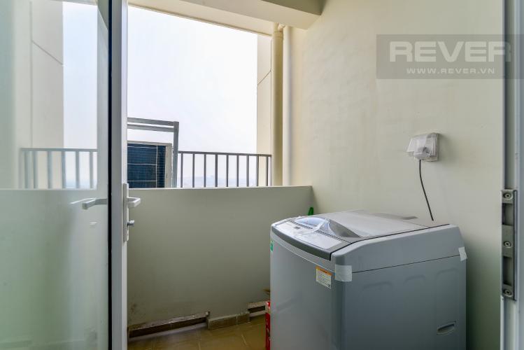 Loggia Bán hoặc cho thuê căn hộ  Vista Verde 89.1m2 2PN 2WC, nội thất tiện nghi, view thành phố