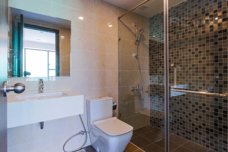 Phòng Tắm 1 Căn hộ The Tresor 2 phòng ngủ tầng thấp TS1 nhà trống