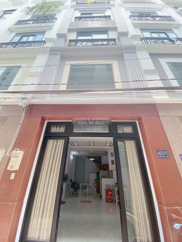 Bán nhà phố hẻm xe hơi đầy đủ nội thất đường Nơ Trang Long, Bình Thạnh