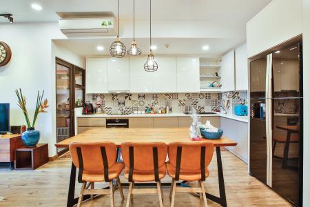 Cho thuê căn hộ Estella Heights tầng thấp, 2PN, nội thất đầy đủ
