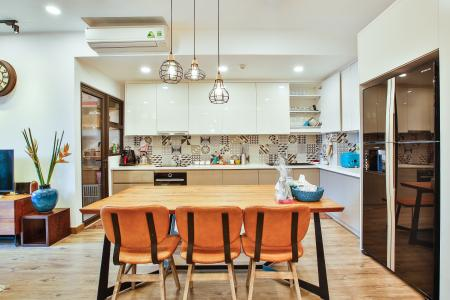 Cho thuê căn hộ Estella Heights tầng thấp, 2PN, view nội khu
