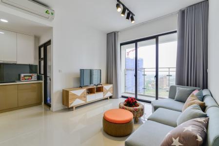 Căn hộ Estella Heights 2 phòng ngủ tầng cao T2 view hồ bơi nội khu