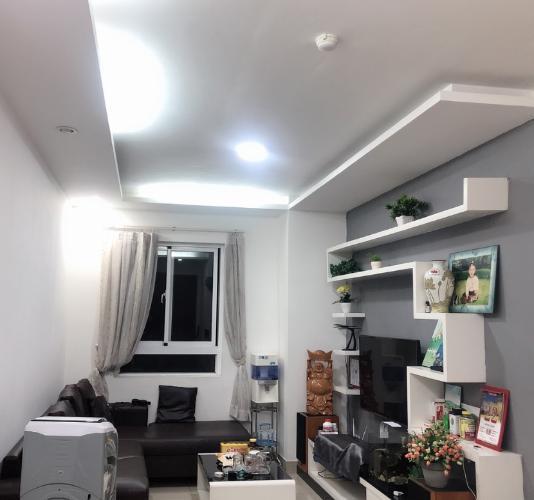 Căn hộ chung cư Kim Tâm Hải tầng cao hướng Đông Nam, nội thất đầy đủ.